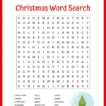 23 Christmas Activity Printables For Kids Merry About Town