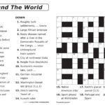 Crossword Puzzle Maker Free Printable No Download