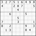 Download Printable Sudoku Puzzles Free Free Printable