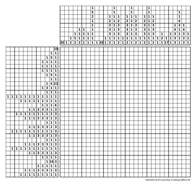 Logic Art Puzzles Free Printable