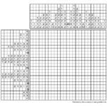 Griddlers Logic Art Logic Puzzles Puzzles