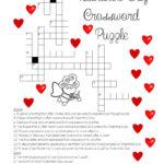 Valentine Crossword