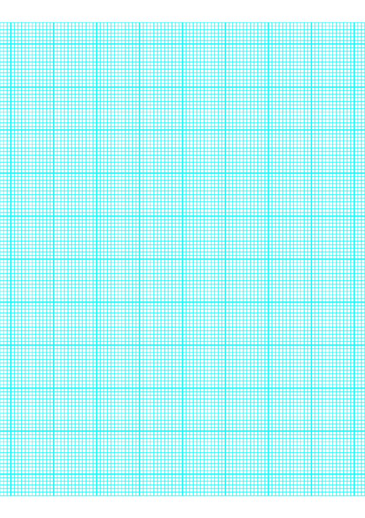 12 Lines Per Inch Graph Paper On Letter Sized Paper Heavy