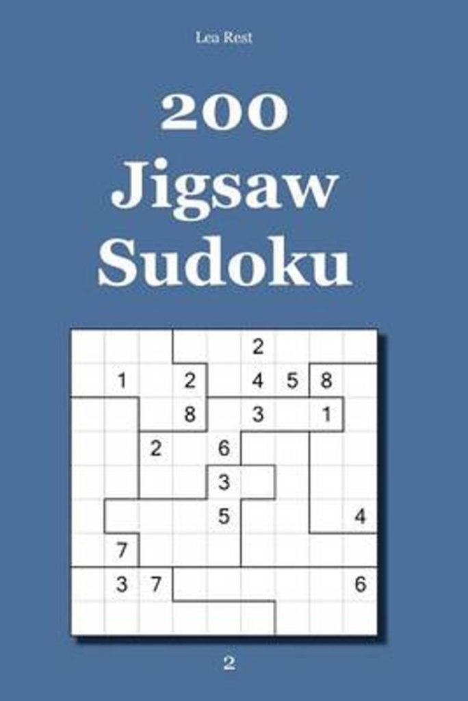 3 3 Squiggly Sudoku Printable Sudoku Printable