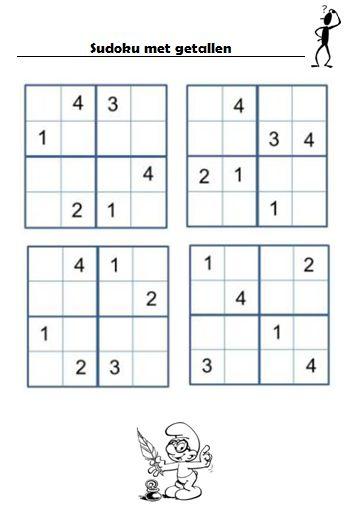 Sudoku Samples Printable