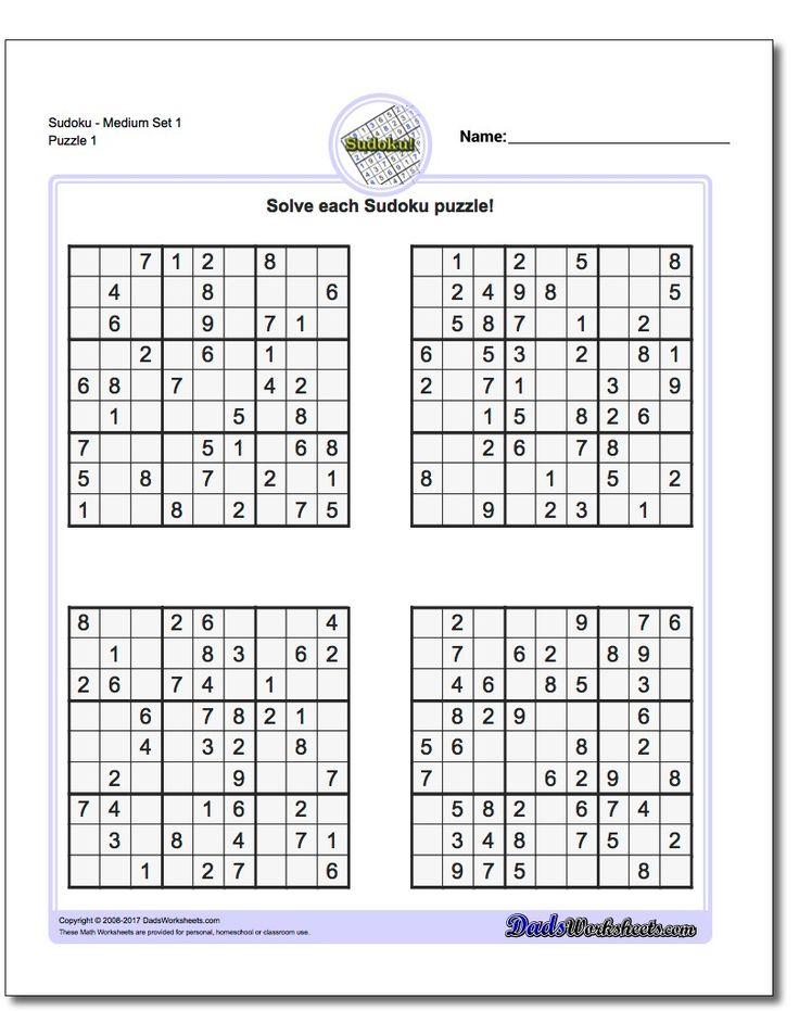 100x100 Sudoku Printable