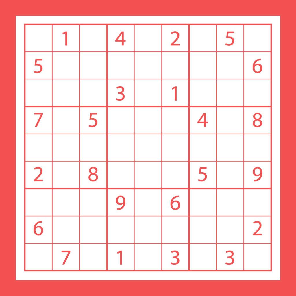 5 Best Printable Sudoku Puzzles To Print Printablee