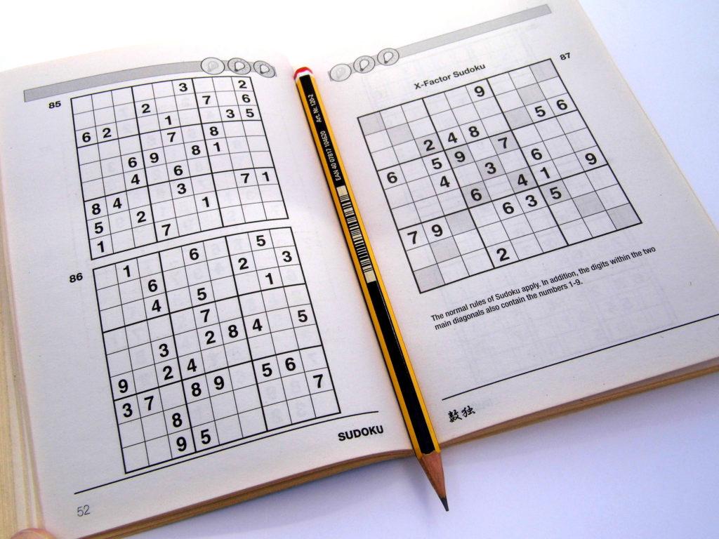 Archive Puzzles 24 Evil Sudoku Puzzles Books 1 To 10
