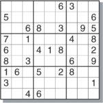 Best Hard Sudoku Puzzles Printable Lauren Blog