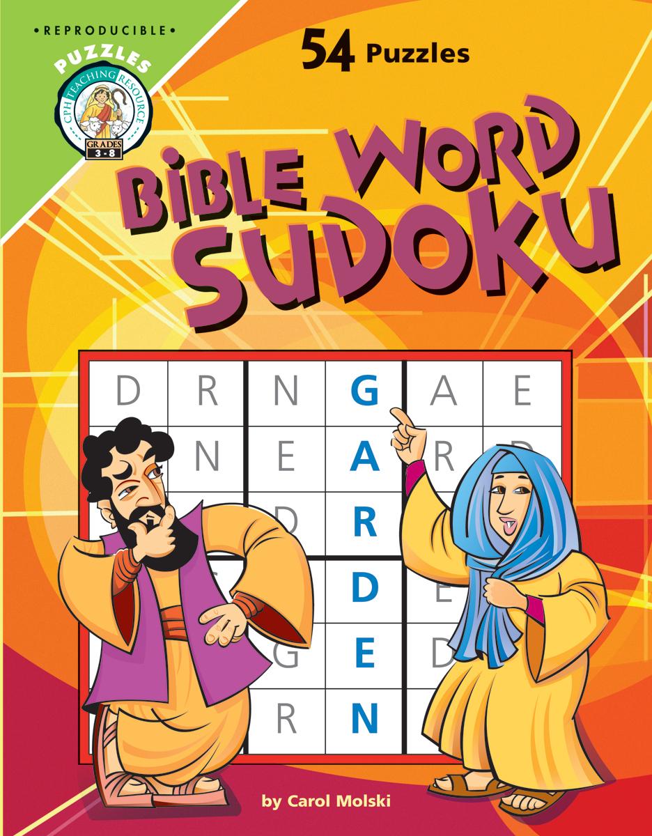 Bible Sudoku Printable