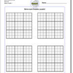 Blank Soduko Kleo Bergdorfbib Co Printable Sudoku