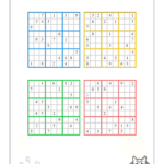 Blog Archives Bestdup Sudoku Printable