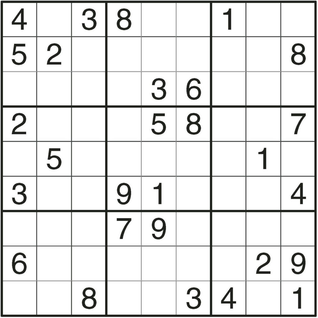 Challenging Puzzle Challenging Sudoku 13 Challenging