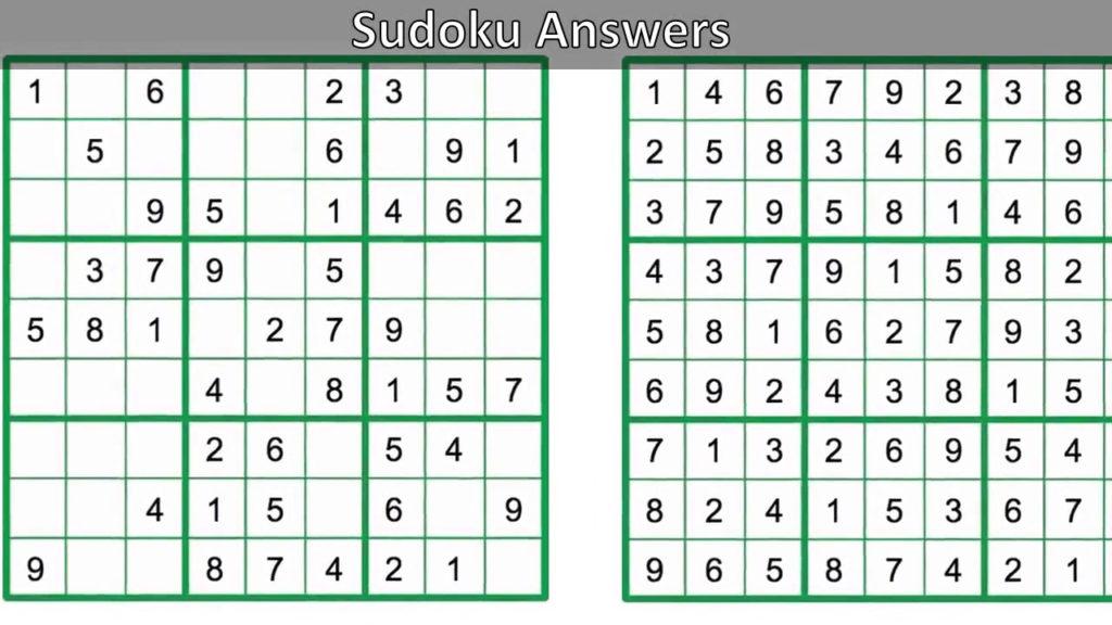 Chicago Tribune Sudoku Puzzle Printable Sudoku Printable