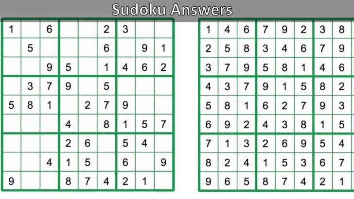 Chicago Tribune Daily Sudoku Printable