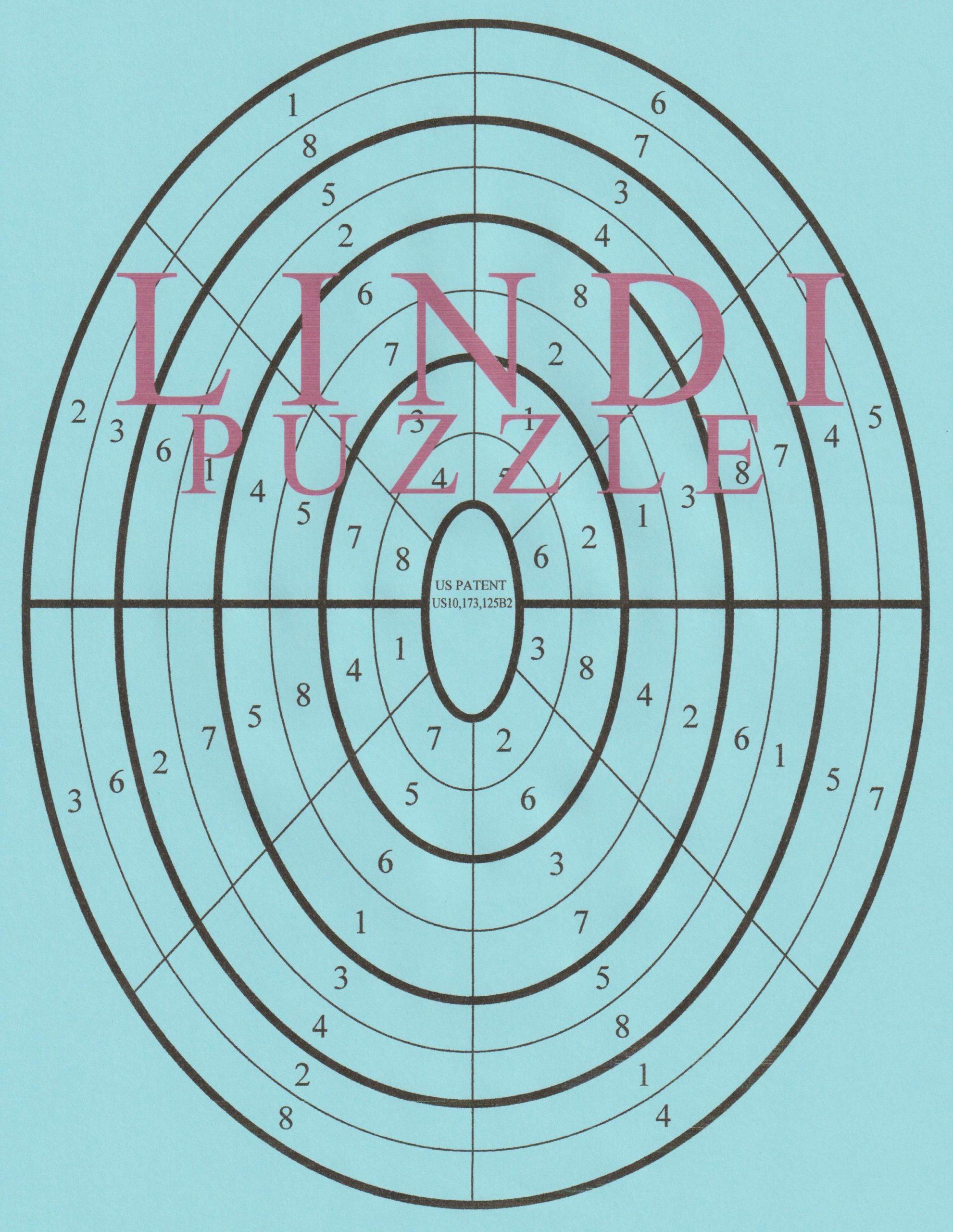 Circular Sudoku Printable