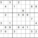 Difficult Sudoku Printable Quote Images HD Free