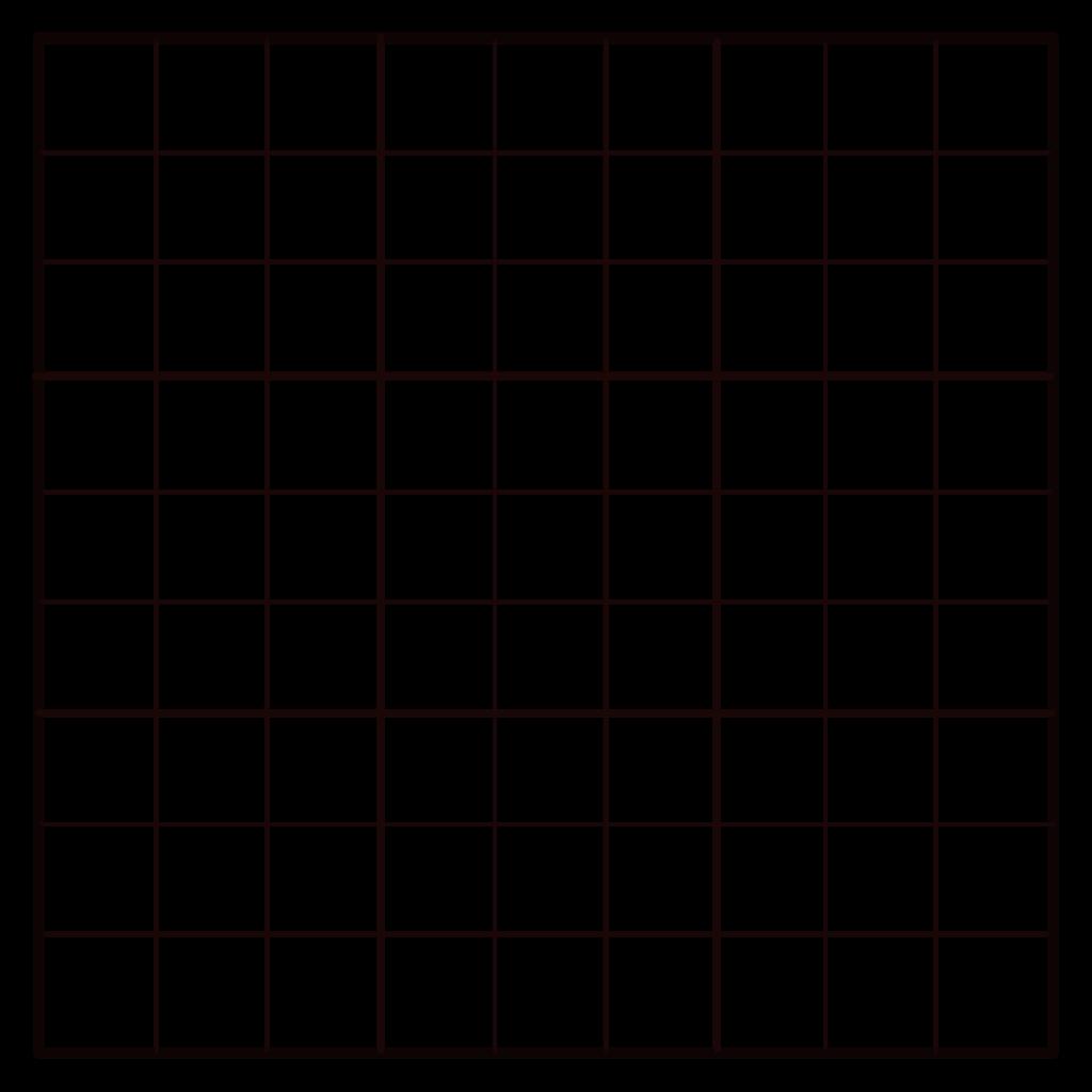 File 9x9 Empty Sudoku Grid Svg Wikimedia Commons