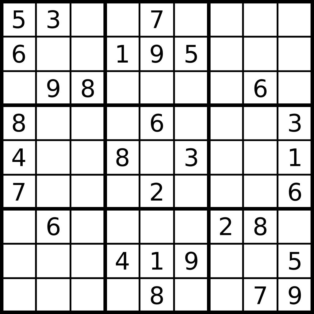 La Times Sudoku Printable