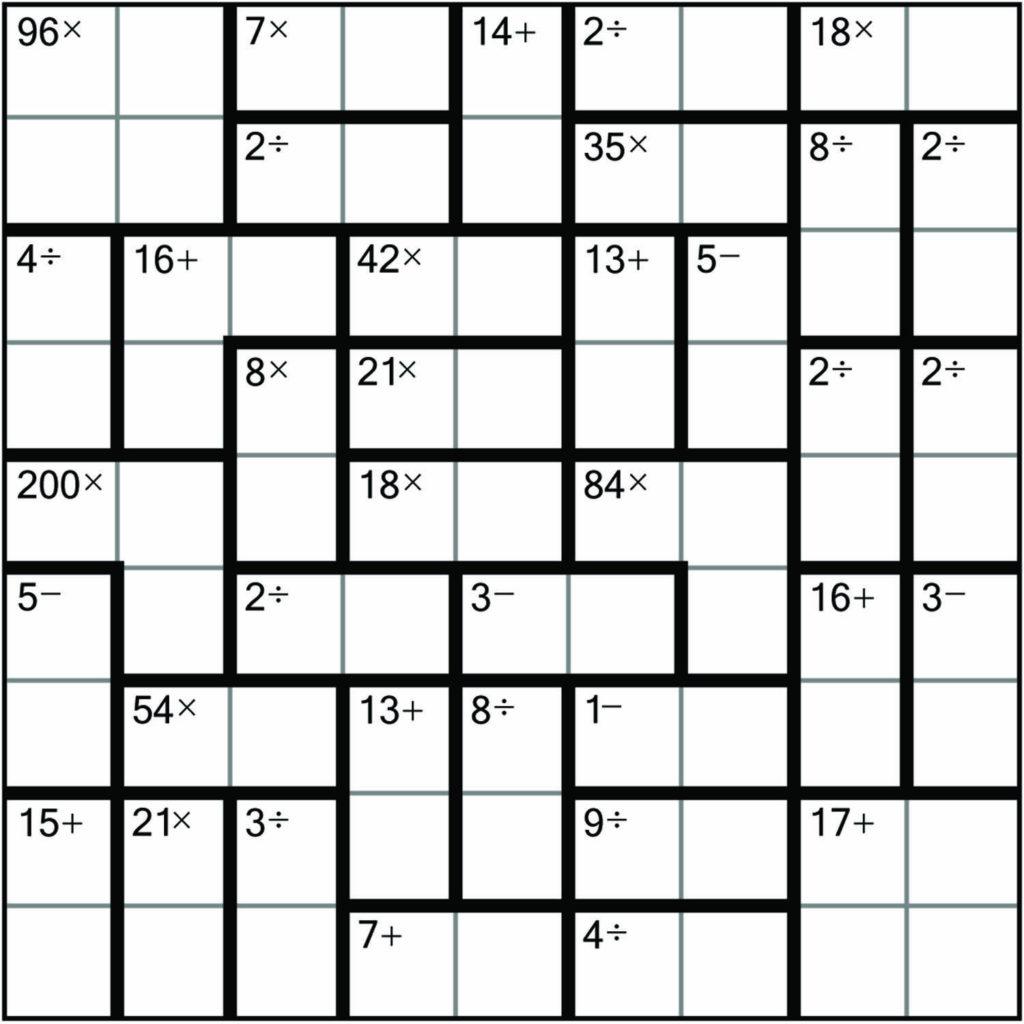 Free Printable 9X9 Sudoku Puzzles Printable Template Free