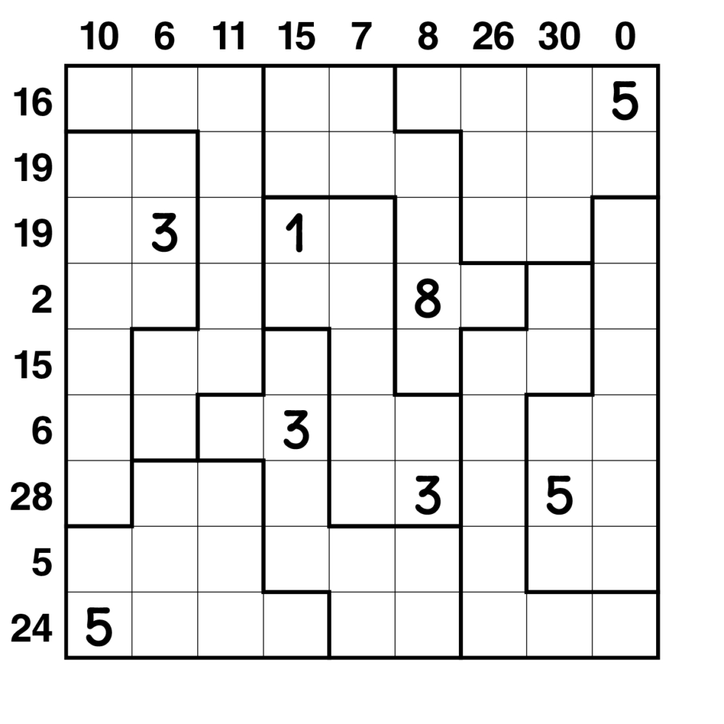 Free Printable Jigsaw Sudoku Archives Sudoku Printable