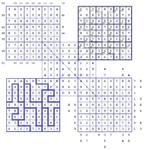 Free Printable Loco Sudoku Puzzles Printable Template Free