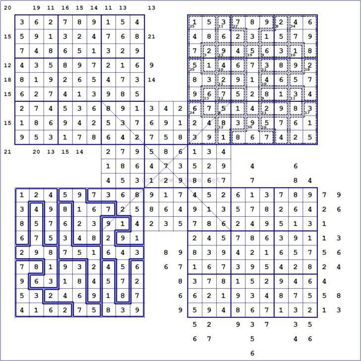 Free Loco Sudoku Printable