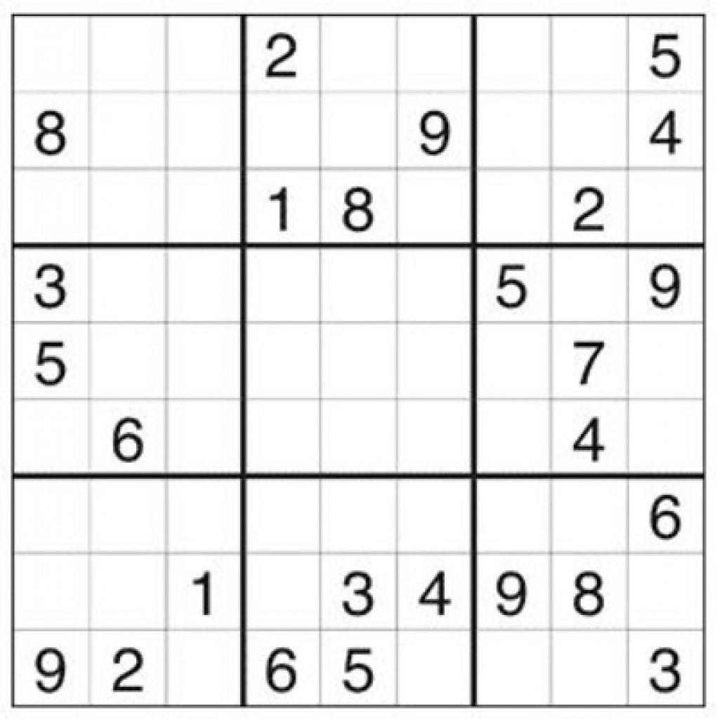 Free Printable Sudoku Livewire Puzzles
