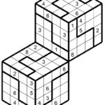 Hyper Sudoku 3D E 6