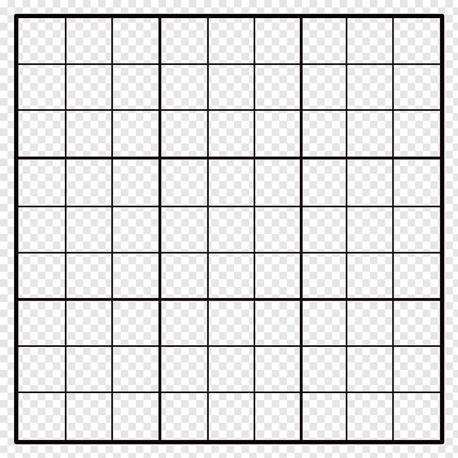 Large Printable Blank Sudoku Grid