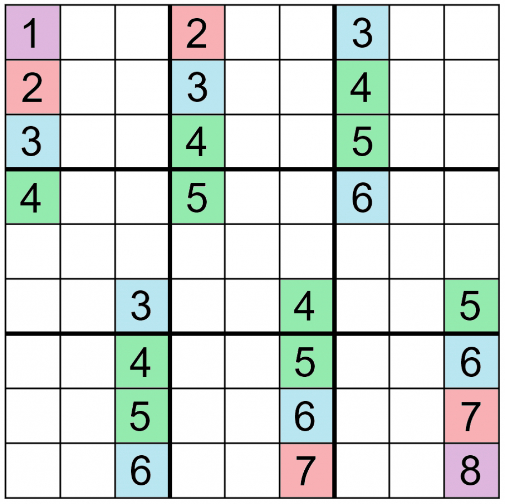 Printable Sudoku Teachers Corner