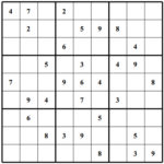 Medium Hard Sudoku Printable Printable Template Free