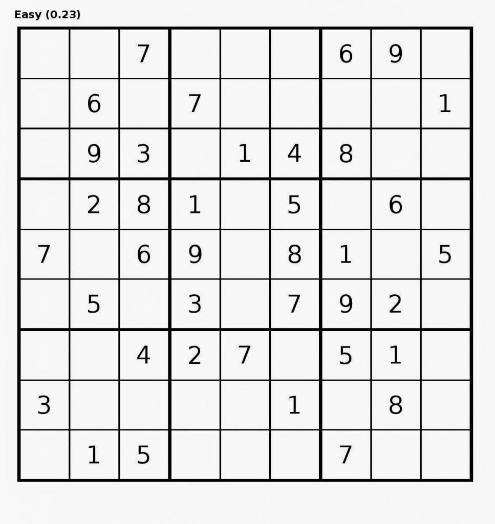 Monster Sudoku Printable Free