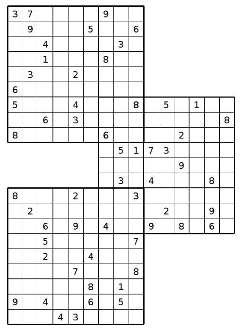 Multiple Sudoku Printable