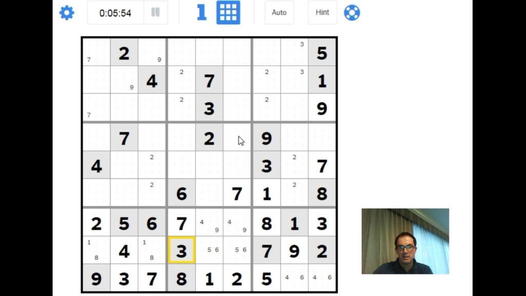 New York Times Sudoku Printable Sudoku Printable