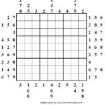 Outside Sudoku Fun With Sudoku 37 Fun With Puzzles