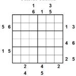 Outside Sudoku Mini Sudoku Series 13 Fun With Puzzles