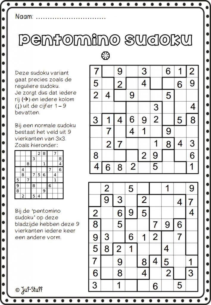 Crazy Sudoku Puzzles Printable