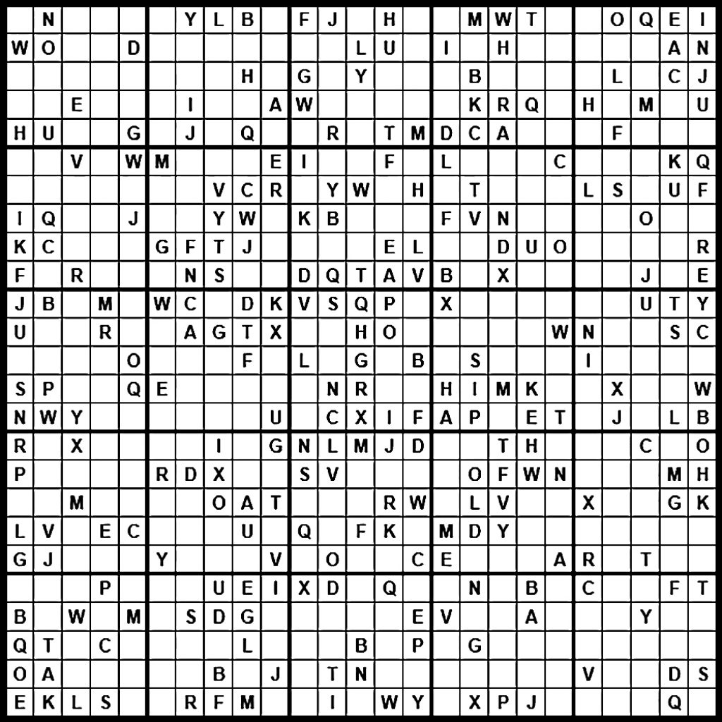 Possible 5X5 Grids Of Numbers 1 To 5 Mimicking Sudoku