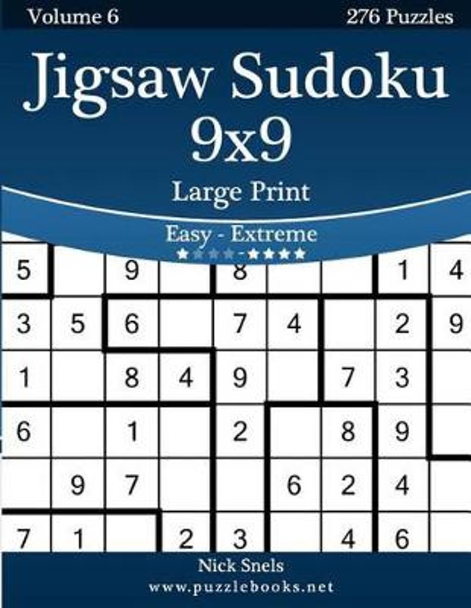 Free Printable Squiggly Sudoku