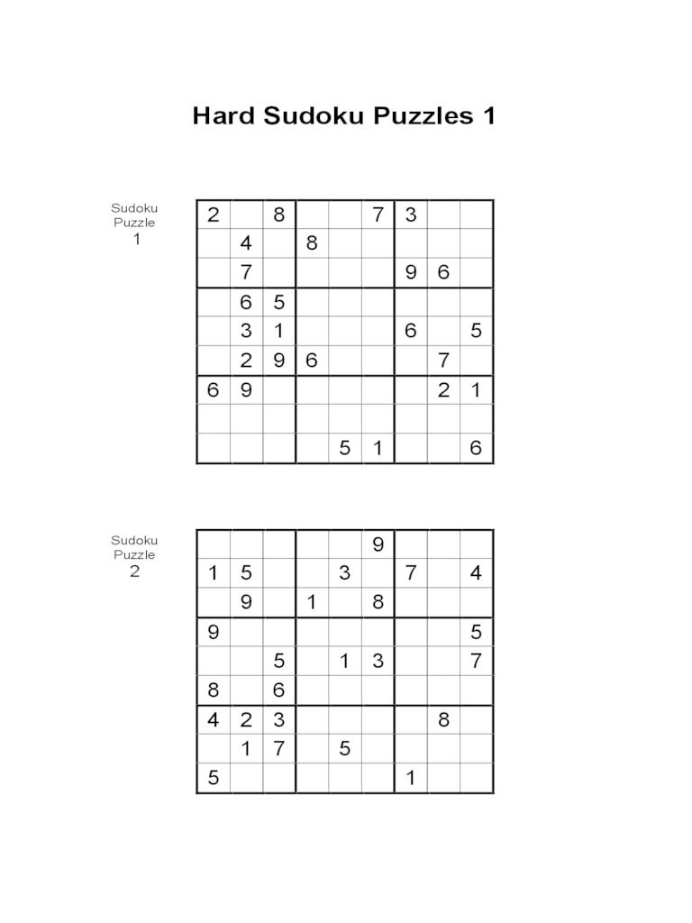 Sudoku 9981 Printable