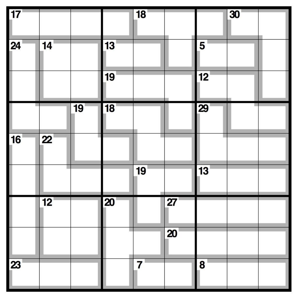 Sudoku 12X12 Para Imprimir Printable Template Free