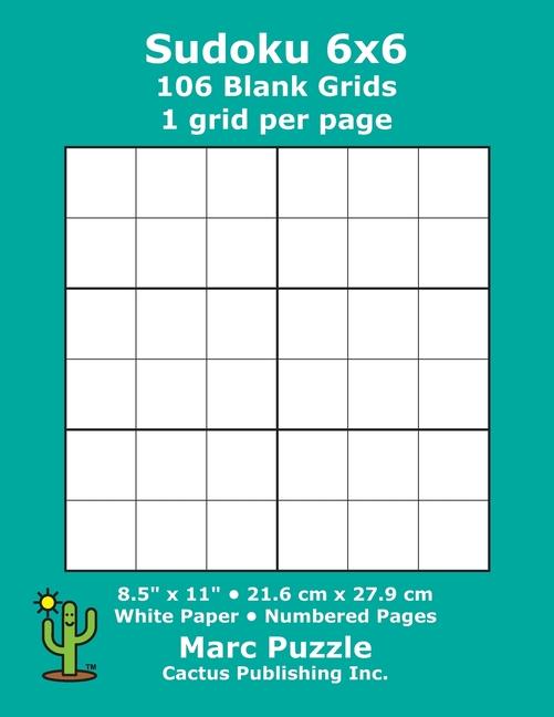 Printable Sudoku Boards