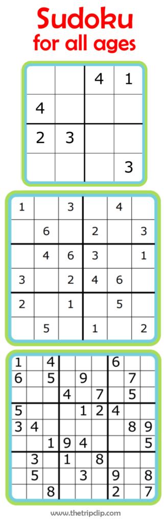 Sudoku 6X6 Imprimir Printable Template Free