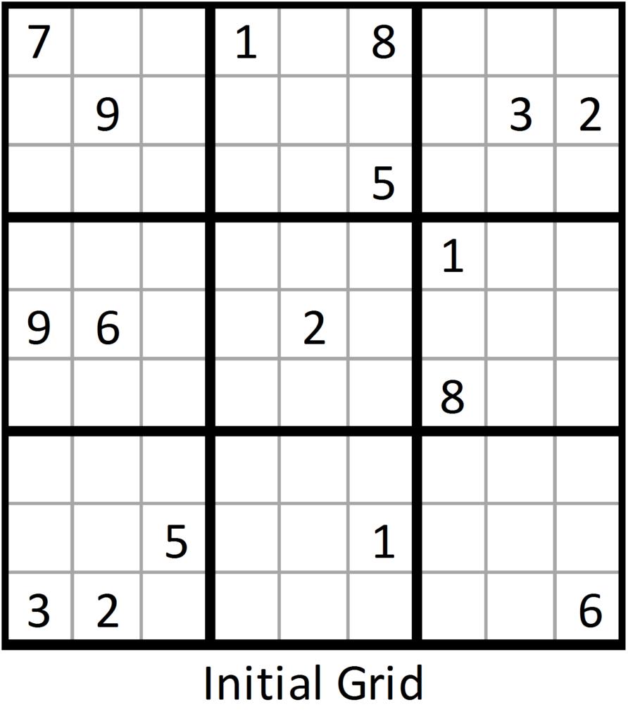 Sudoku Advanced Printable DriverLayer Search Engine