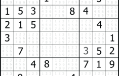 Sudoku Blank Under Bergdorfbib Co Printable Sudoku 1