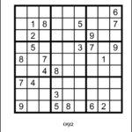 Sudoku Large Print Expert Level Lanicart Books