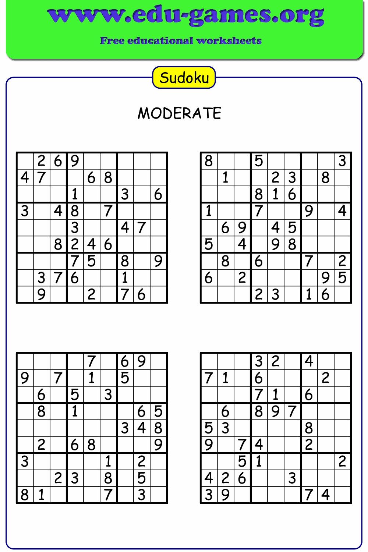 Sudoku Creator Printable