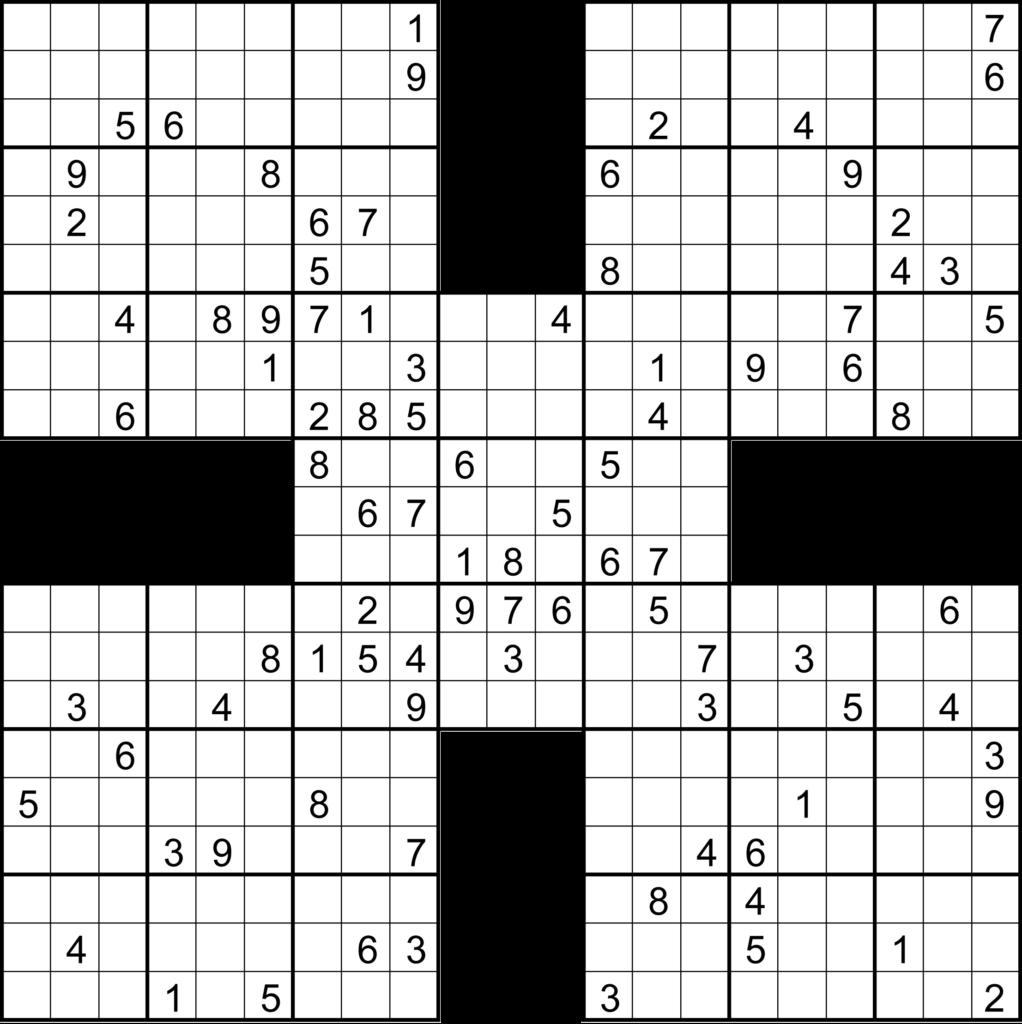 Sudoku S