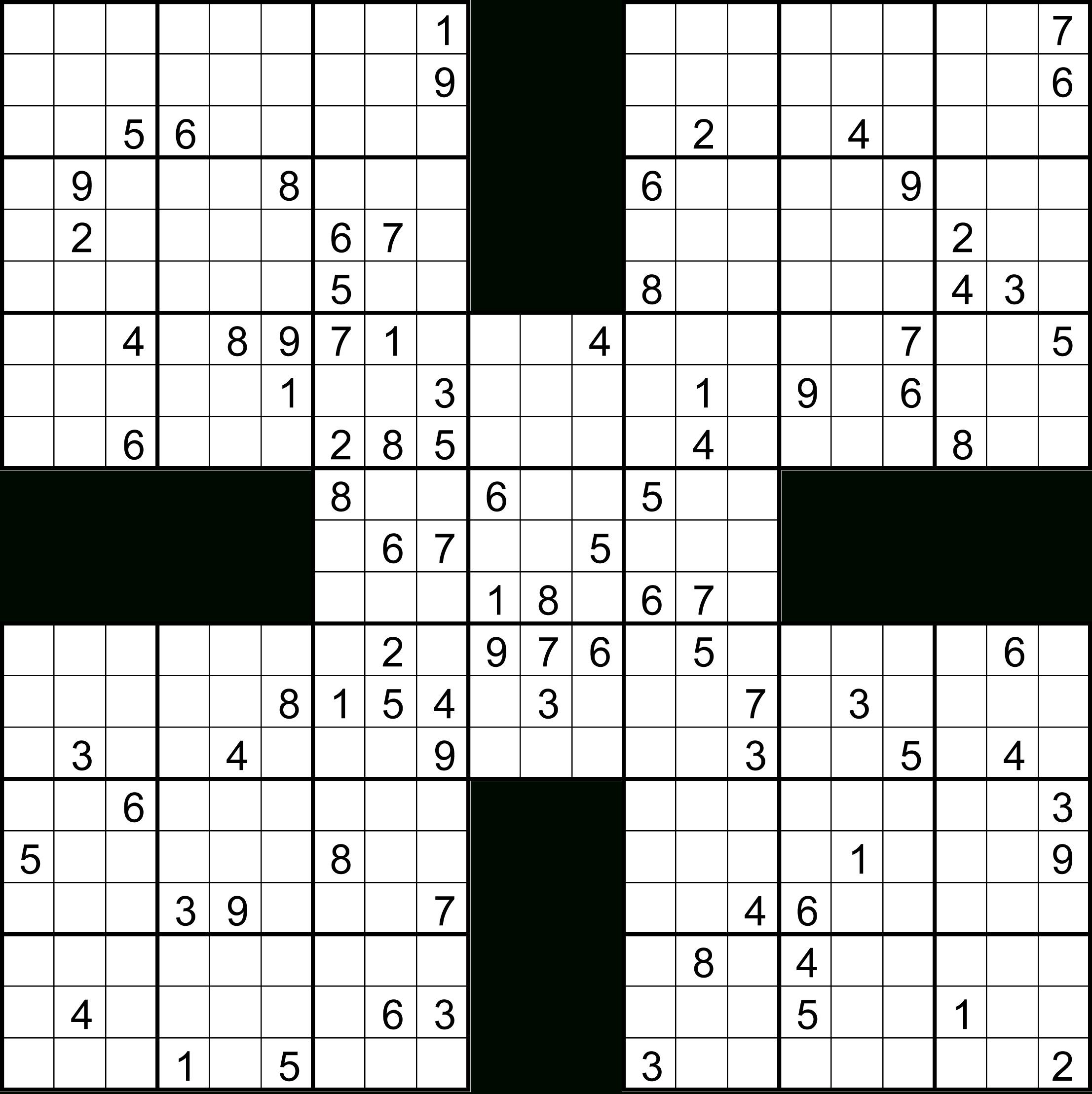 Wordoku Sudoku Printable